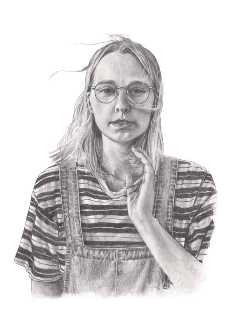 Esther-Marija Stemmer Sketch